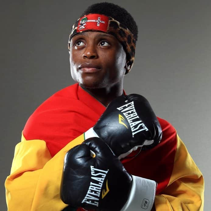 Isaac Dogboe biography and boxing profile ▷ YEN.COM.GH