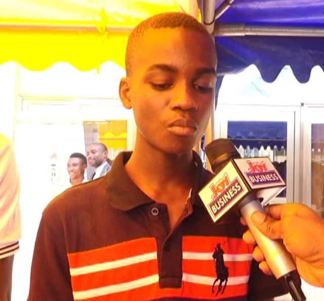 Meet the 15-year-old JHS inventor who has built a ferry (Video)