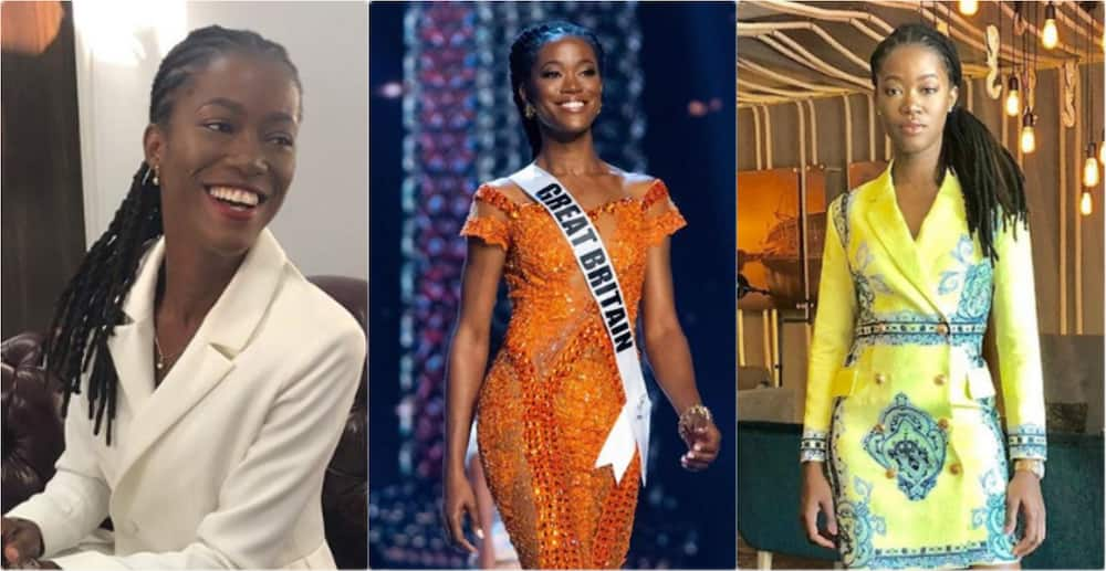 Dee-Ann Kentish-Rogers: 27-year-old 1st Black Miss Universe Great Britain becomes gov't minister in Anguilla