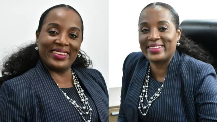 Achimota alumnus becomes 1st female & 1st Ghanaian to be made CFO of MTN Ghana