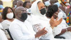 Bawumia, Samira join Akufo-Addo, Rebecca to take COVID-19 vaccine jab