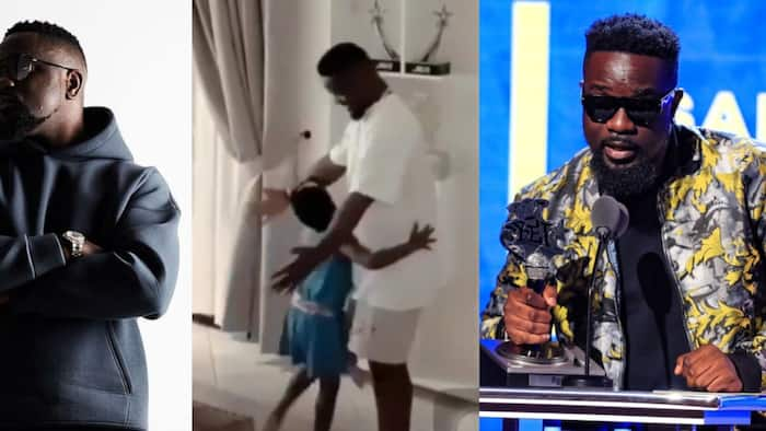 Sarkodie flaunts awards; proves he's most decorated African act (video)