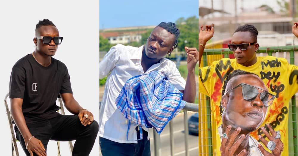 Kofi Jamar finally opens up on mystery behind his stage name
