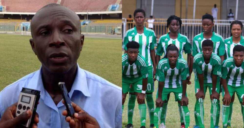 Hasaacas Ladies' Coach Yusif Basigi promises to beat AS Police of Niger