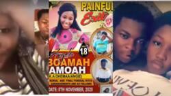 Alleged boyfriend of 18-year-old girl Angela Boamah who 'used her for 'sakawa' speaks (video)