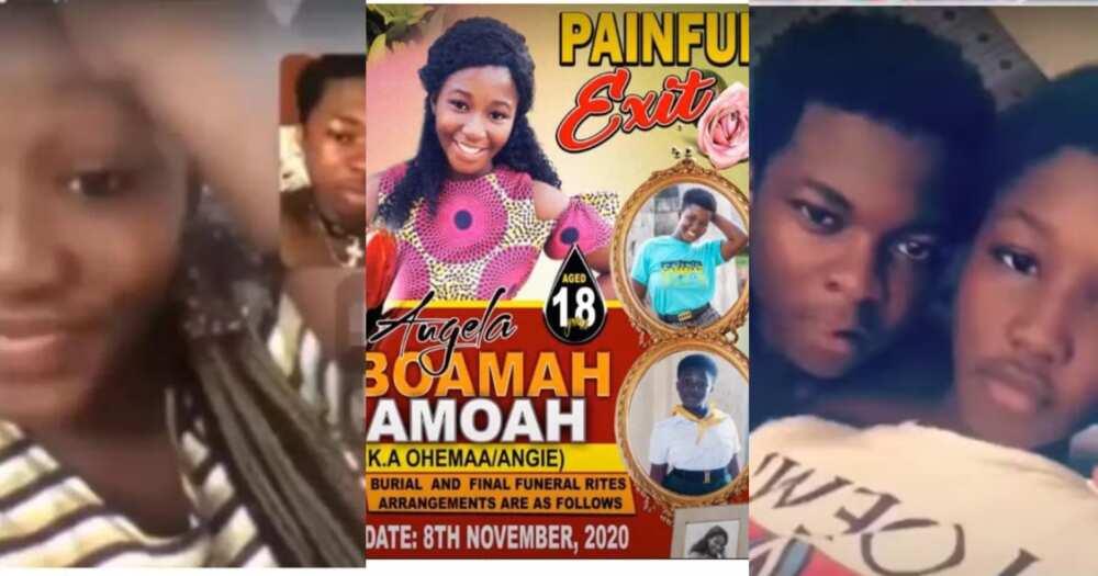 Angela Boamah: Boy accused of using 18-year-old girl for 'sakawa' denies allegations (video)