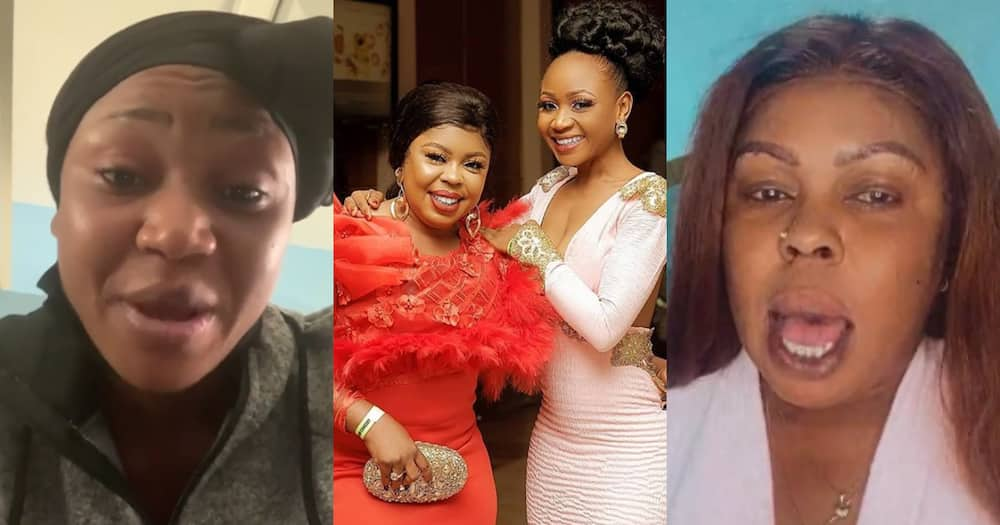 Akuapem Poloo Jail: Afia Schwar Reveals Why She Is Not Sympathising With Actress (Video)