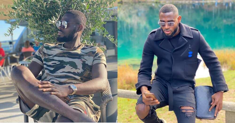 Black Stars defender Kasim Nuhu celebrates 26th birthday in France