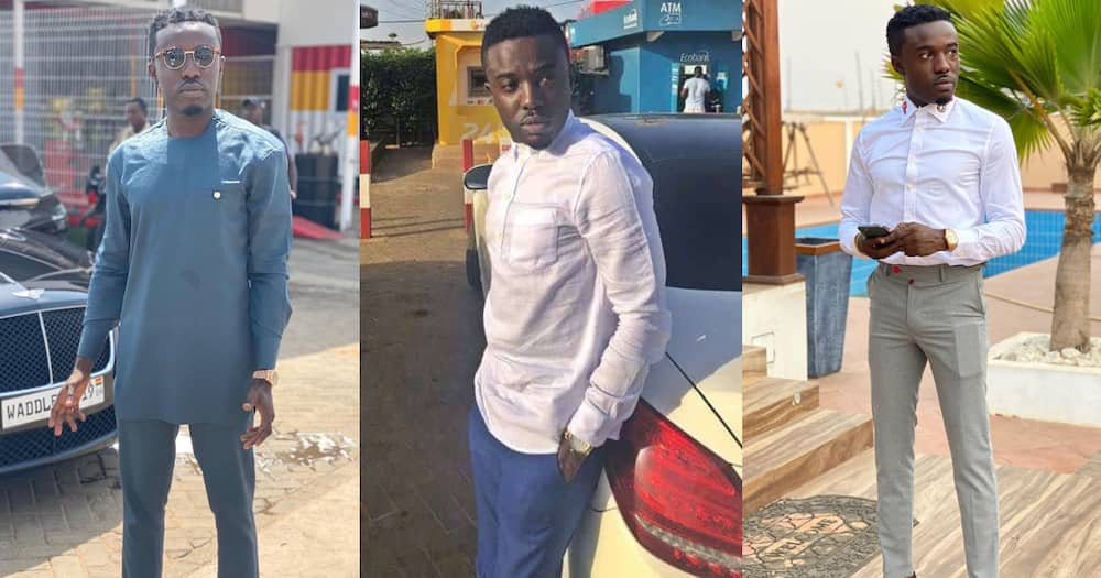 Photos drop as Criss Waddle opens up his multi-million cedi real estate project