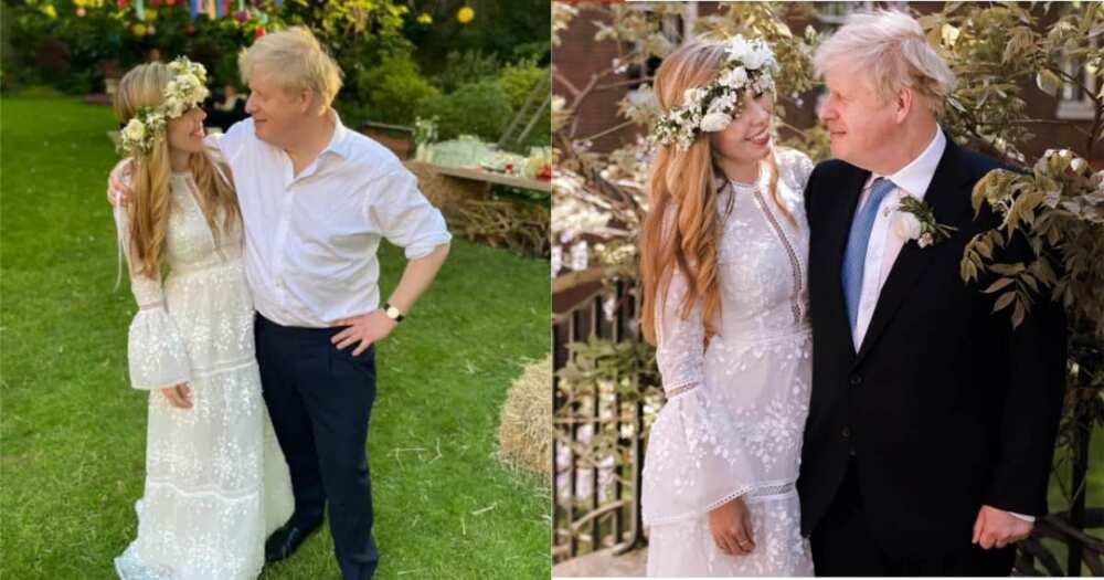 Boris Johnson: England Prime Minister Marries Carrie Symonds in Secret Wedding