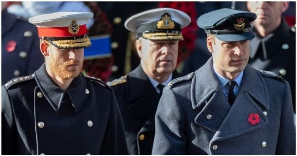 Prince Phillip: Queen Elizabeth Bans Military Uniforms for Royals During Funeral to Accommodate Harry, Andrew