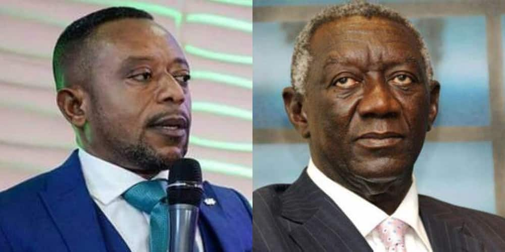 Kufuor won the 2000 general election with my help – Owusu Bempah
