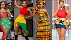 22 photos of what your favourite stars wore to celebrate Ghana's 64th birthday