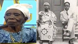 GH woman said to be 198 years old narrates encounter with Nkrumah's mother in video