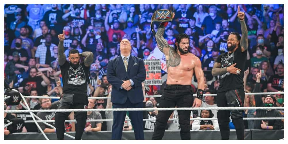 WWE Extreme Rules: No title changed hands as Reigns retains belt in bizarre fashion