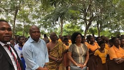 Ablakwa settles mock examination fees for all 1,920 students in his constituency