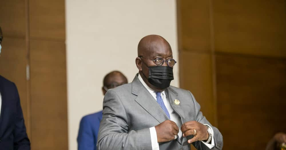 Akufo-Addo asked Gloria Akufo-Addo not to prosecute MPs in double salary scandal - Martin Amidu alleges