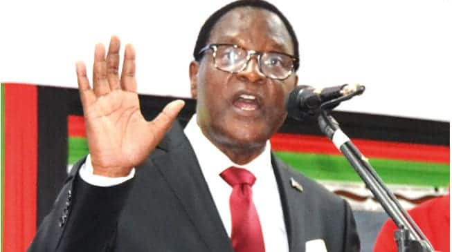 It's family affair: Outrage after Malawi's new president appoints relatives Cabinet ministers