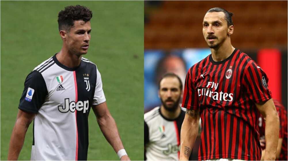 AC Milan vs Juventus: Ibrahimovic scores as Rossoneri beat Old Lady 4-2