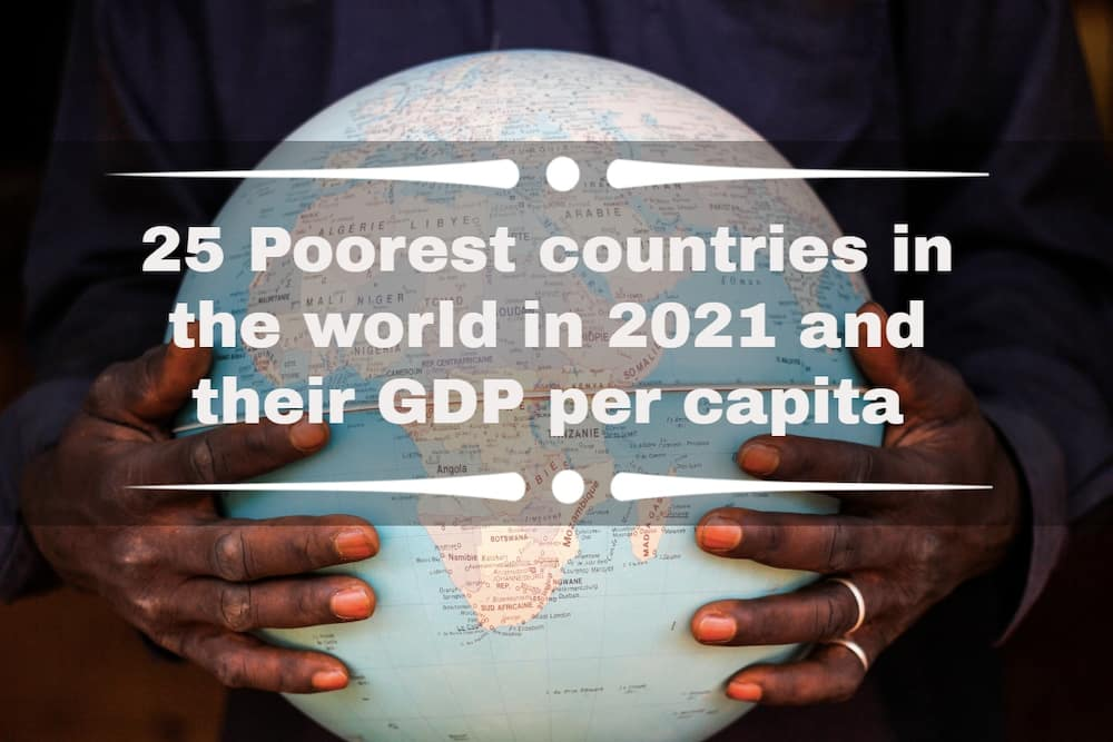 Poorest countries