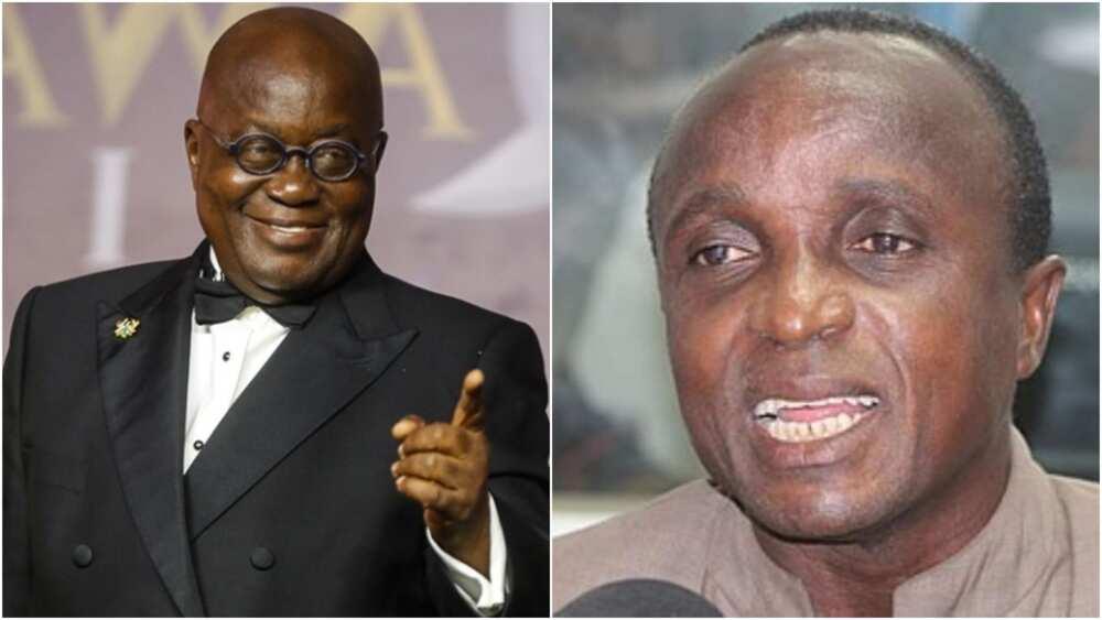 Akufo-Addo grants presidential pardon to NDC's Abuga Pele