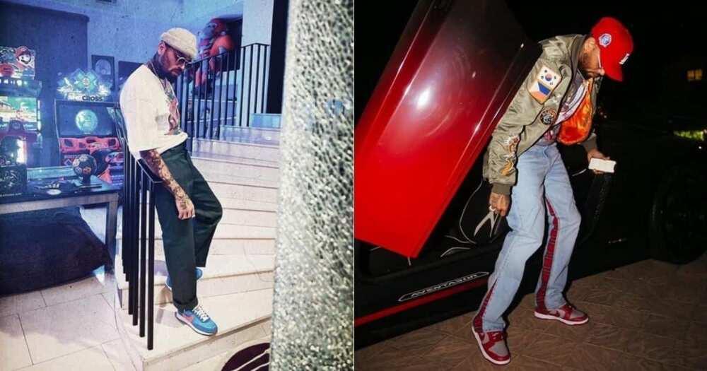 Chris Brown, copyright infringement lawsuit, accused, stealing, 'Privacy' lyrics