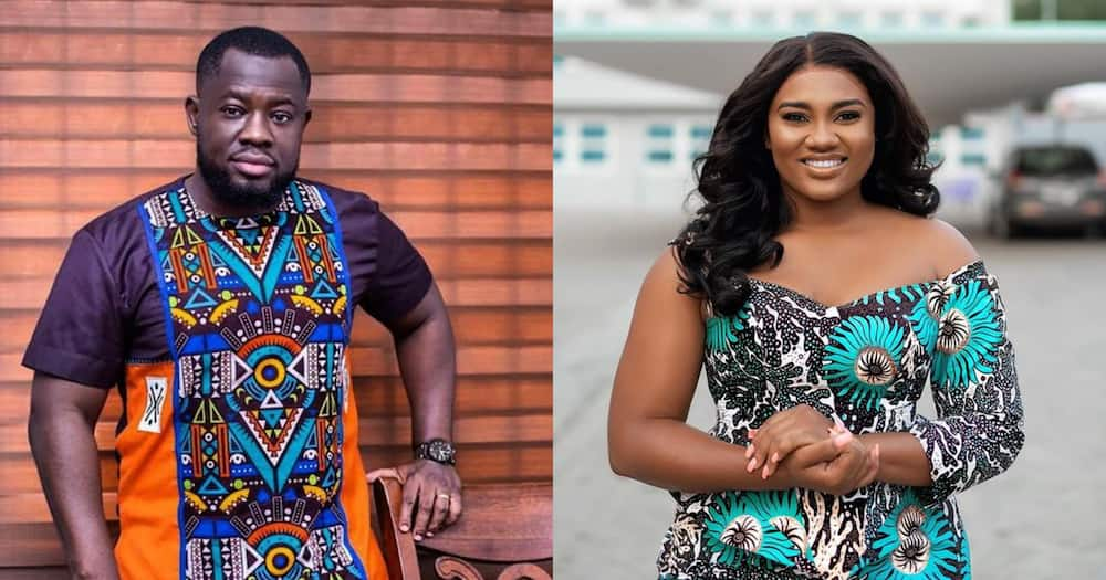 Abena Korkor Exposes Giovani Caleb For 'Lying' About Sleeping With Her; Shares Full Details In Video