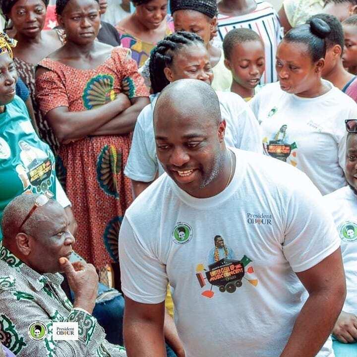 More photos of Kofi Amoa-Abban, the man who united Shatta Wale and Stonebwoy