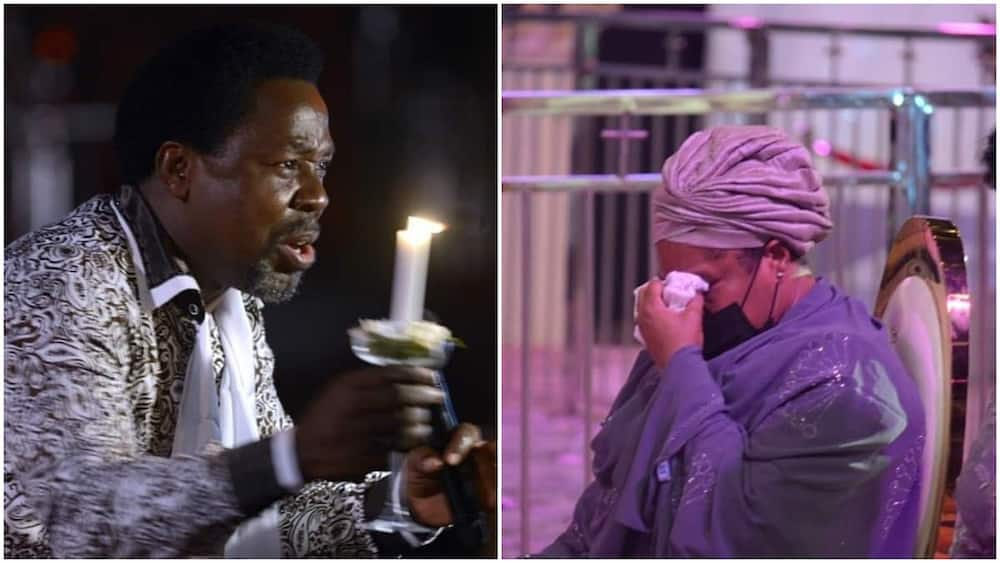 Synagogue Church Members Reject TB Joshua's Wife as Successor