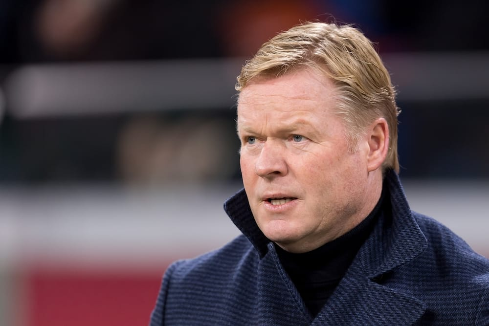 Ronald Koeman: Barcelona appoint 57-year-old Dutchman as new manager