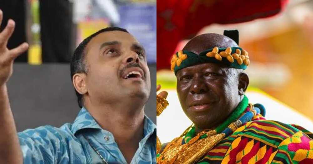 Dag Heward-Mills and Otumfuo Osei Tutu