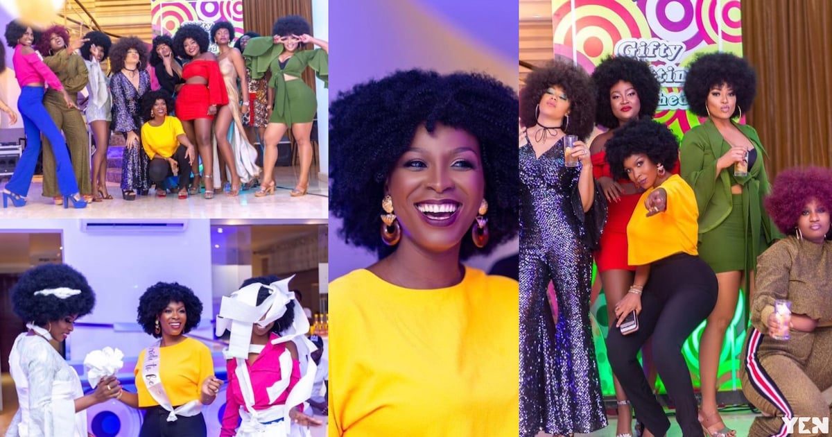 Beautiful photos pop up from Dumelo's wife's bridal shower ahead of May 11 wedding