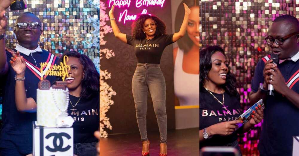 Nana Aba Anamoah Gets A Sponsored Trips To Miami & Maldives As A Birthday Gift (Videos)