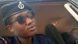 Policewoman in Damongo stabbed to death by boyfriend; photo pops up