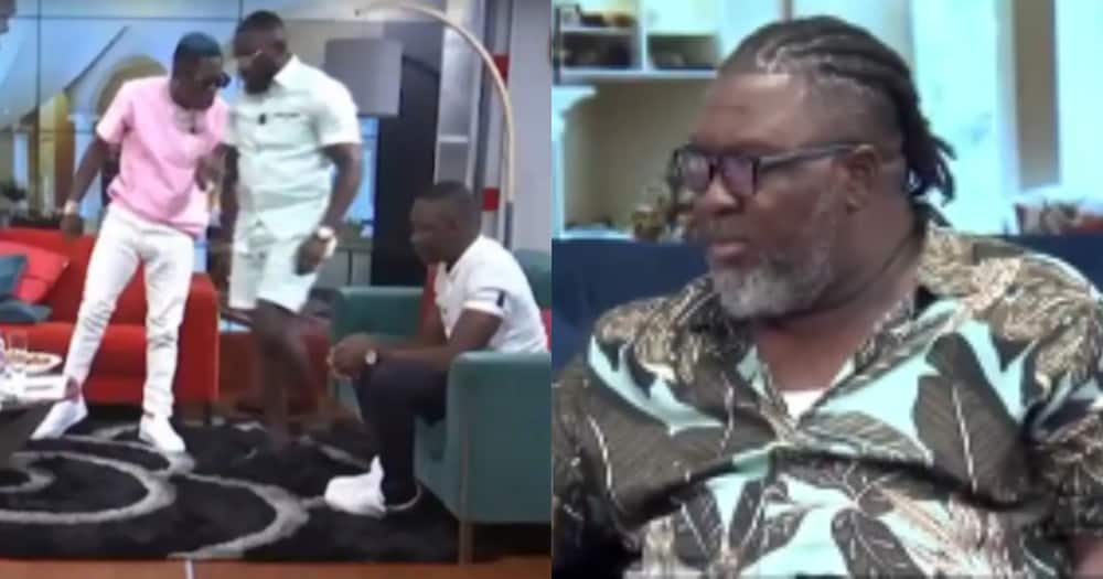 Arnold-Shatta Wale 'stand-off': Arnold's behaviour towards Shatta Wale was low and below the belt - Hammer