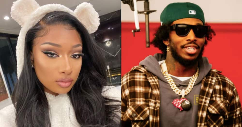 Megan Thee Stallion reveals her new bae, rapper Pardison Fontaine