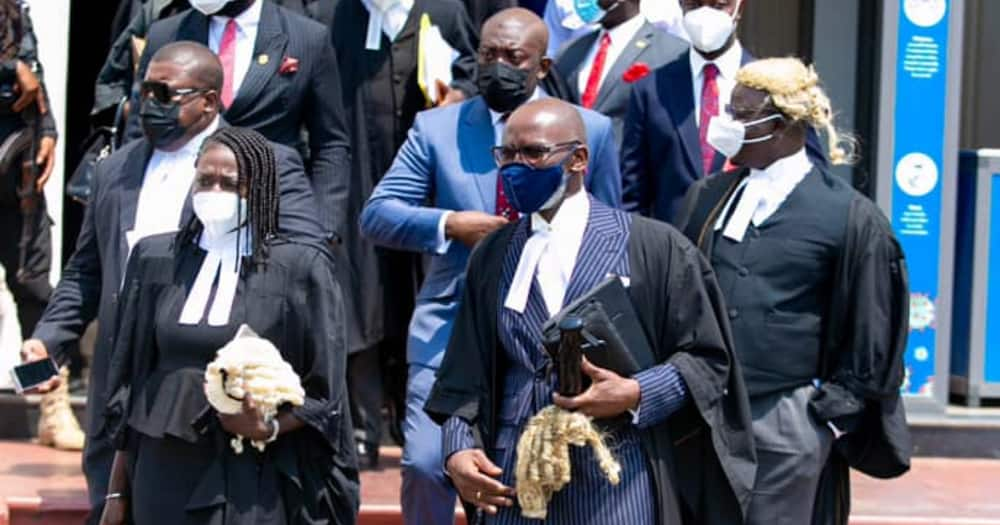 Election petition: 5 never seen photos from the ongoing trial