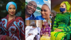 Your kindness is brighter than your beauty - Bawumia pens romantic message to wife Samira as she marks her 41st b'day