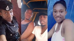 Boyfriend of Damongo policewoman allegedly killed her after clashing with a soldier 'rival' - Landlord drops more details