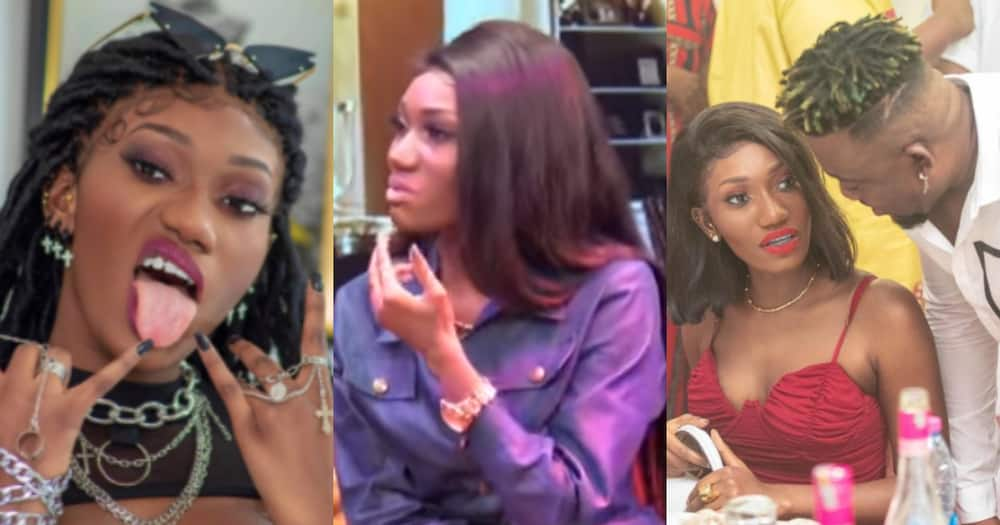 Bullet introduced me to Jesus Christ and took me to church - Wendy Shay proudly reveals