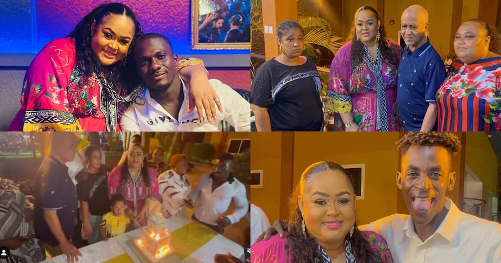 Vivian Jill's 38th birthday party