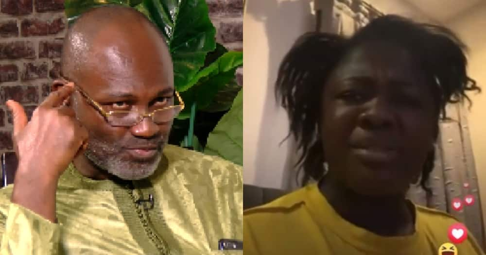 Tracey Boakye claims Kennedy Agyapong is sleeping with East Legon actress for government contracts
