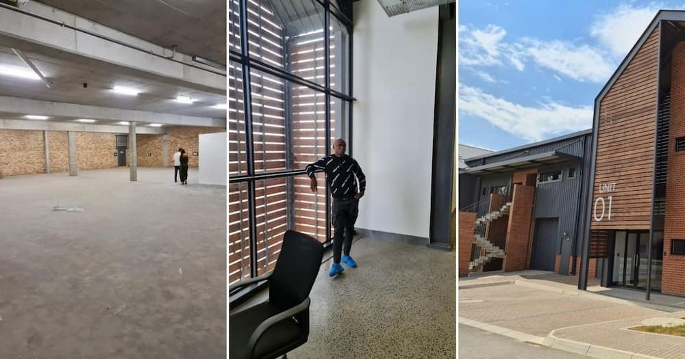 SA man gushes about renting 6 retail stores after starting in bedroom