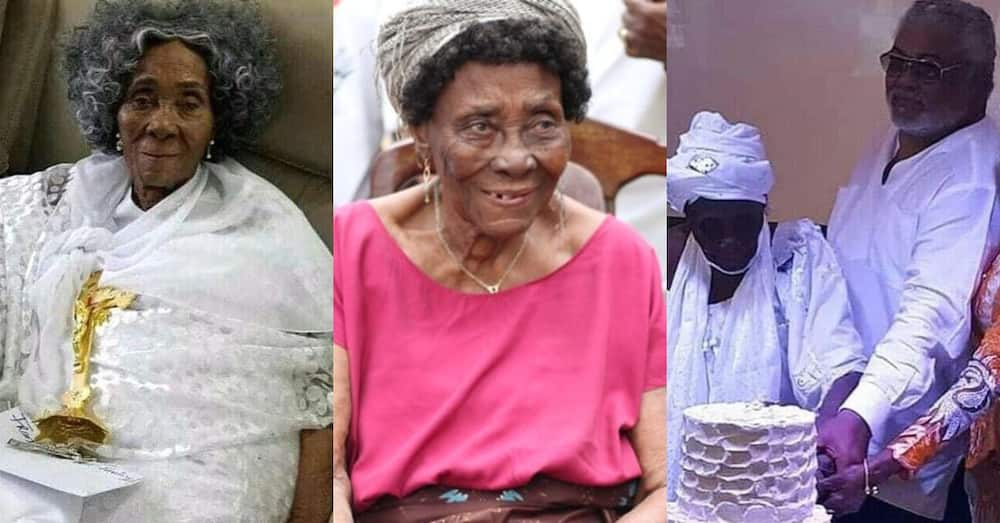 Funeral details of the late mother of JJ Rawlings pop up online