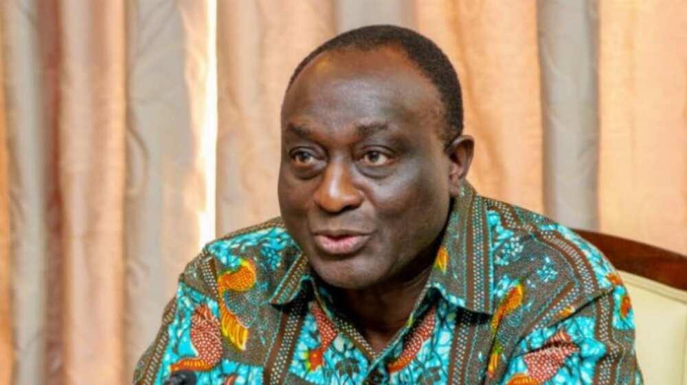 150k Ghanaians given jobs through 1D1F - Alan Kyeremanten brags