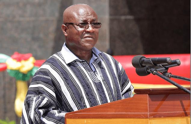 Kyei Mensah- Bonsu Expresses His Worries About Alban Bagbin's Selections