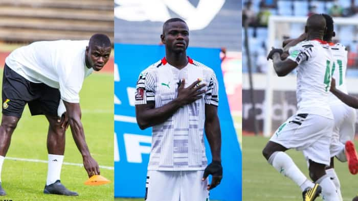 The game will be tough but winnable - Jonathan Mensah positive ahead of Zimbabwe clash