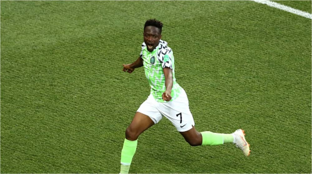 Ahmed Musa: Super Eagles captain opens barbing salon in N500 million worth complex