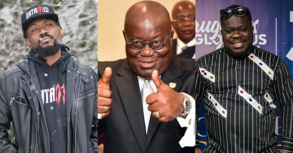 4 musicians who have endorsed and released songs for Akufo-Addo and NPP