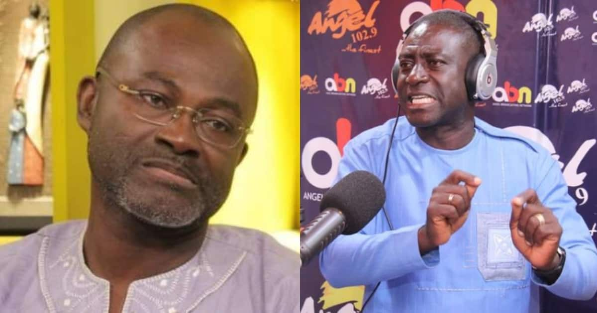 He owes me GHC 10,000 for unpaid air condition - Ken Agyapong exposes Captain Smart